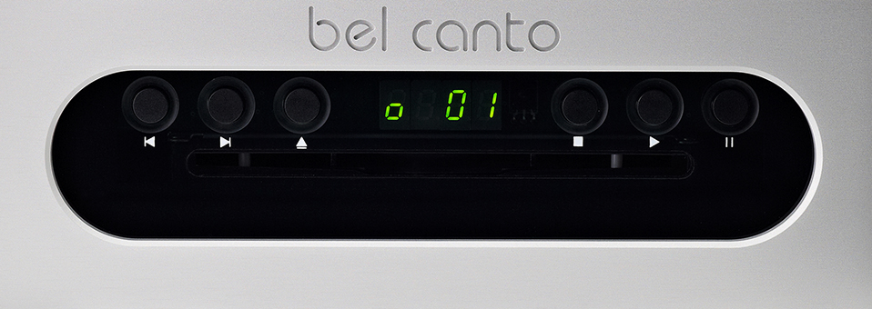 Bel Canto CD3t