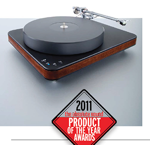 Clearaudio Ovation Turntable of the year