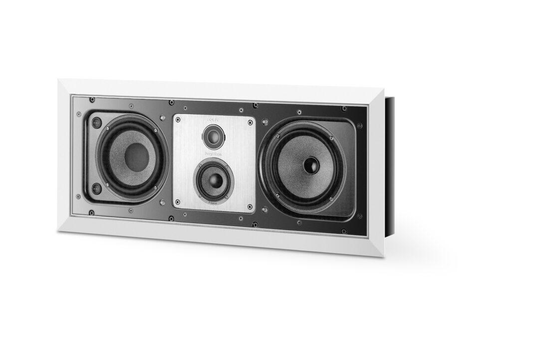 Electra IW 1000 BE, en kompromisslös inwall-högtalare!